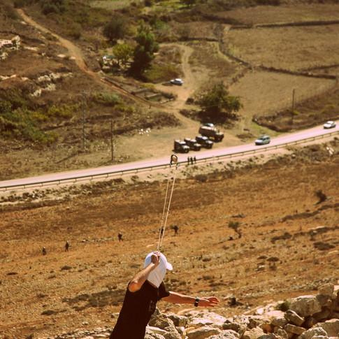 Nabi Saleh, Palestine