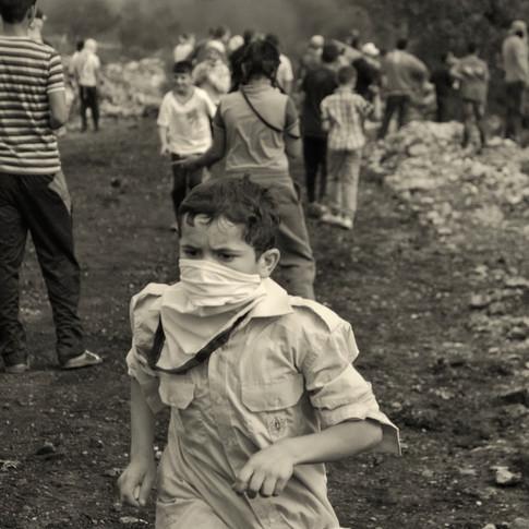 Kufr Qaddum, Palestine