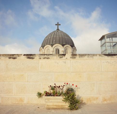 hello again, Jerusalem