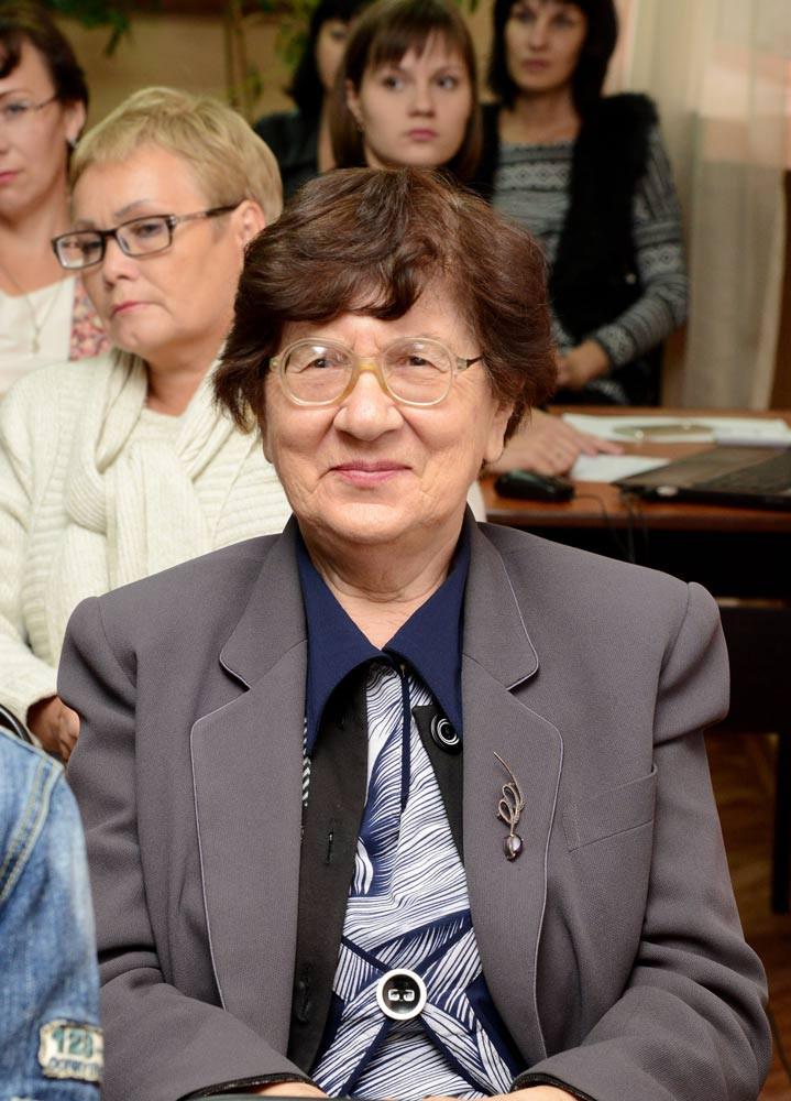 Антонина Алексеевна Кухтина