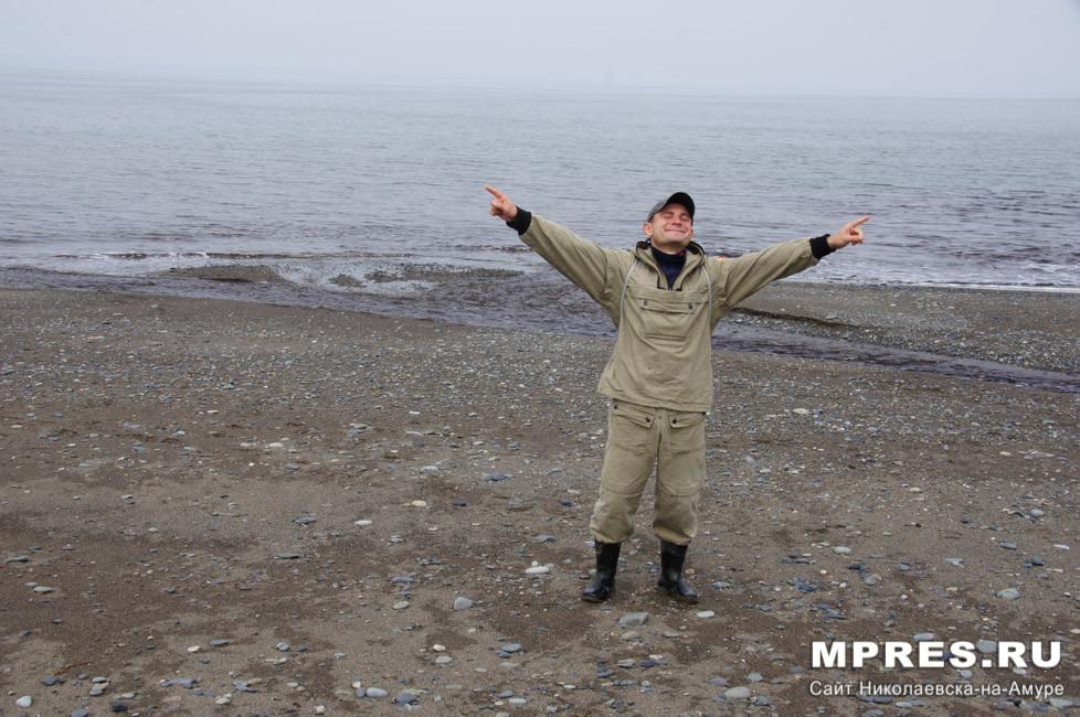 Охотское море. Фото: Анатолий Марченко