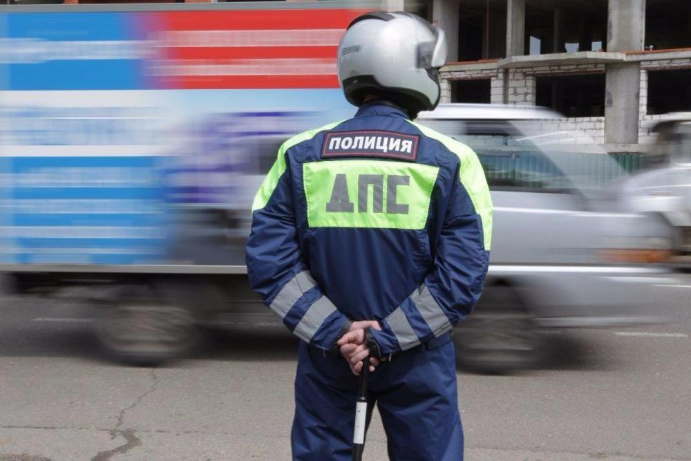 В пятницу сотрудники ДПС начнут работать по новому регламенту. Фото: Олеся Курпяева/РГ