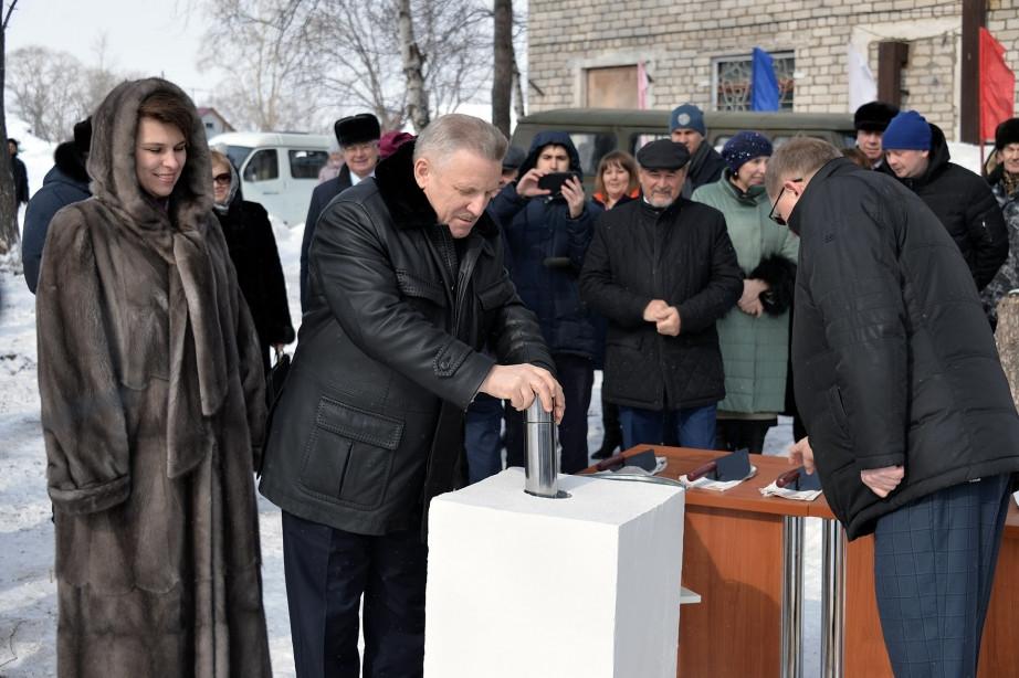 Фото: Валерий Спидлен/пресс-служба Губернатора Хабаровского края