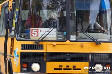 Движение автобусов в праздничные дни