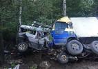 В ДТП погибли четыре человека