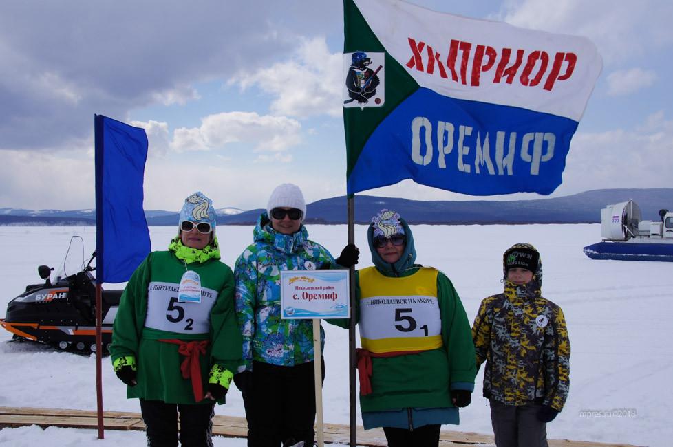 Команда к старту готова. Фото Анатолия Марченко/mpres.ru