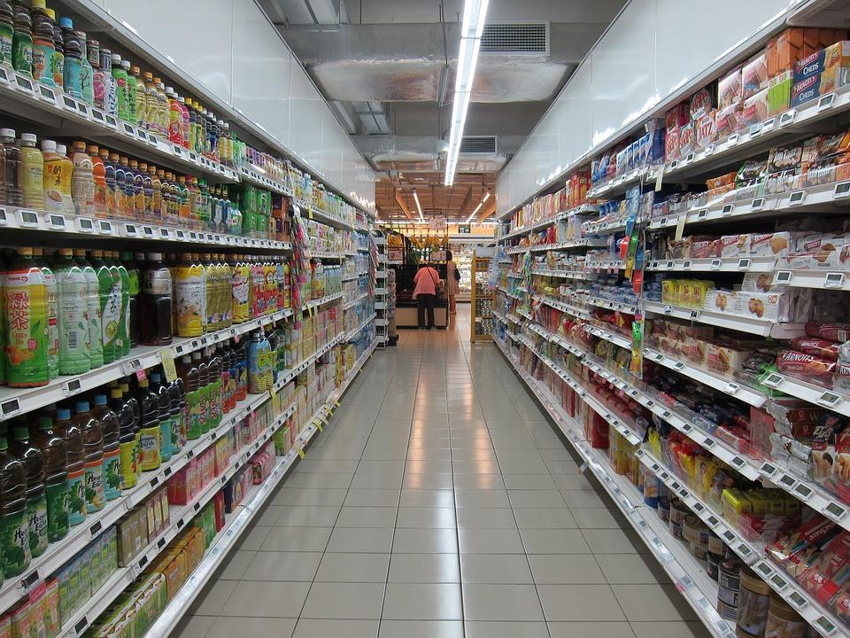 Продуктовый магазин - самый доходный вид деятельности. Фото: pixabay.com