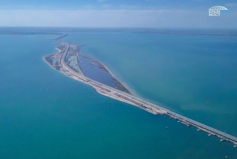 Фото: Сайт строительства Крымского моста