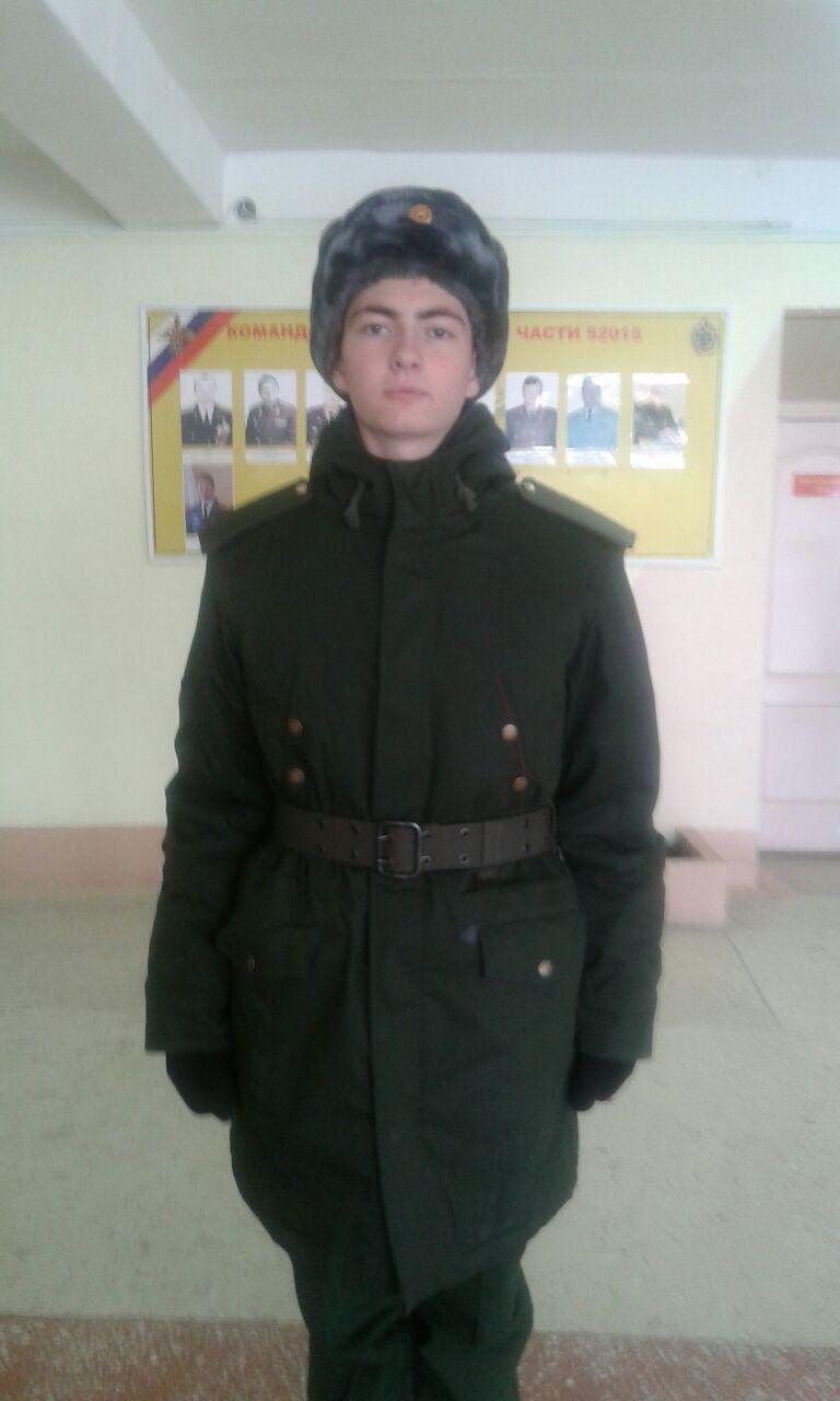 Альберт Бочкарёв. Фото из семейного архива