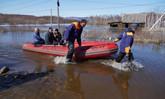В Николаевском районе начали считать ущерб от наводнения