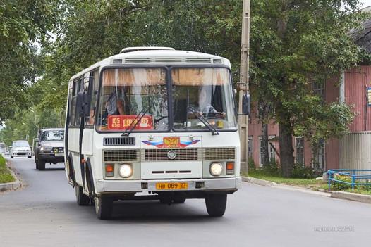 Дачные автобусы начнут регулярное движение с 18 мая