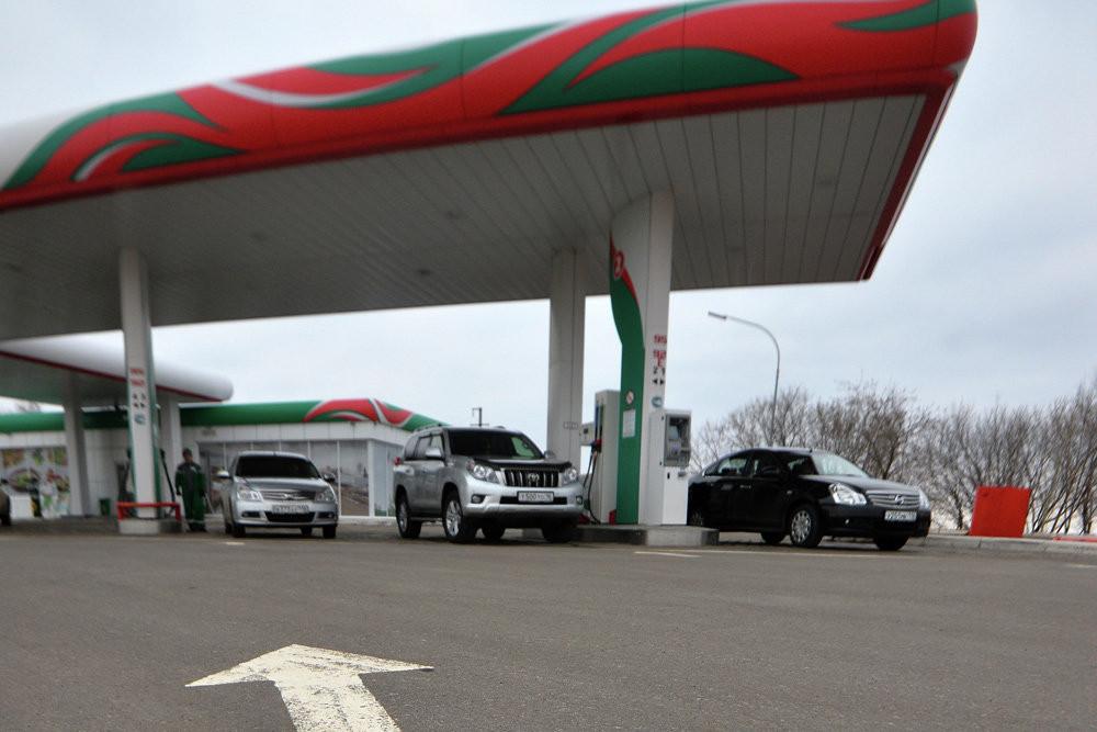 Проверку качество топлива на АЗС могут доверить общественным контролерам. Фото: РИА Новости