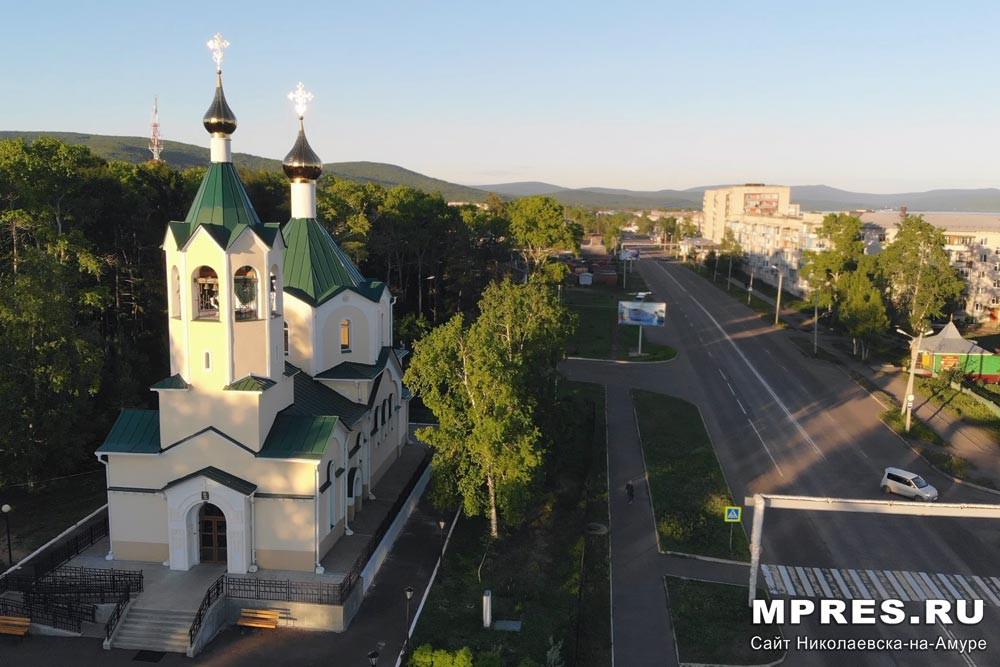 Свято-Никольский храм. Фото: Алеся Кайдалова/mpres.ru