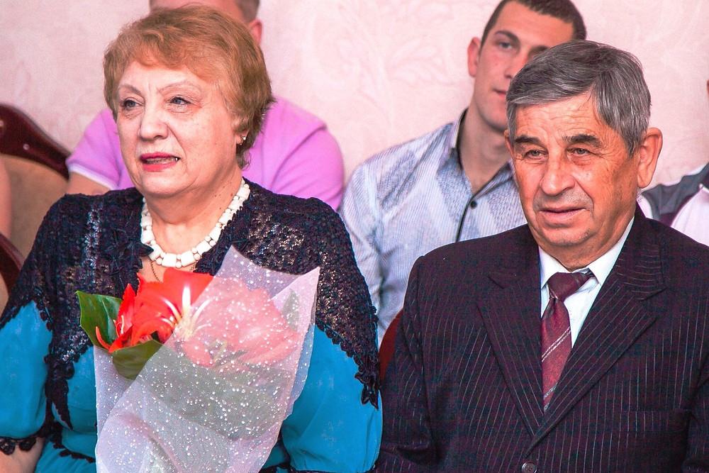 50-летний брак супругов Левиных прошел проверку временем. Фото из семейного архива