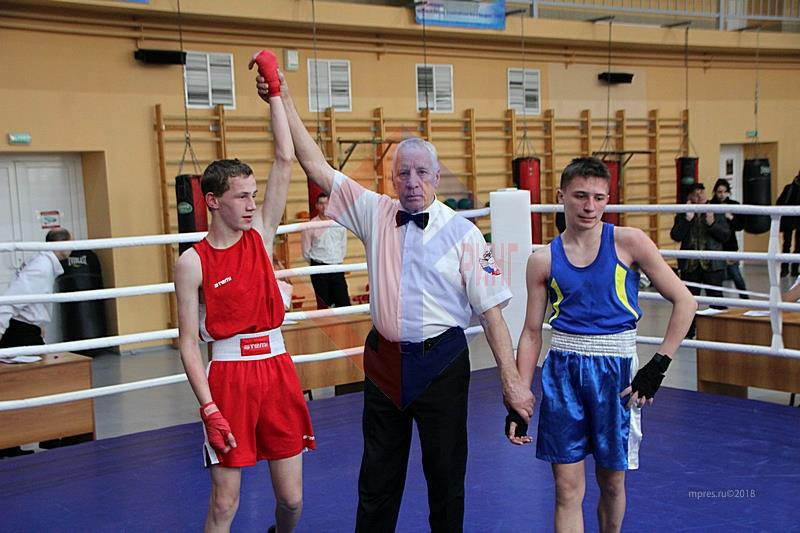 Фото: boxing-khv.ru