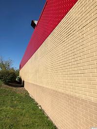 Brick Painting, Racine