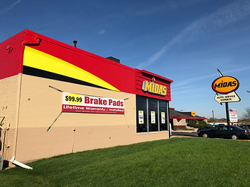 Commercial Exterior Painting, Racine