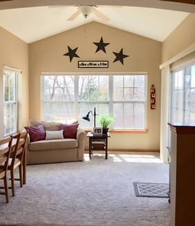 Interior Living Room, Franklin