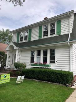 Exterior Repaint, Racine