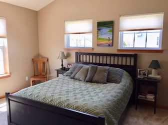 Interior Bedroom Painting, Muskego