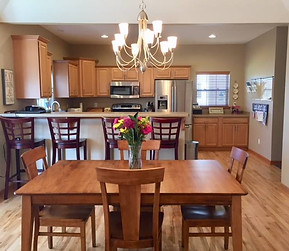 Interior Kitchen Painting, Muskego