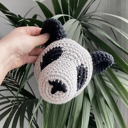 Panda - Charcoal