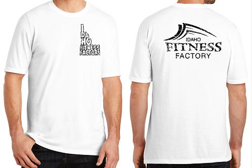 Men's T Shirt w/ Idaho Logo