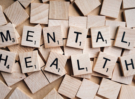 Mental Health in Fiction