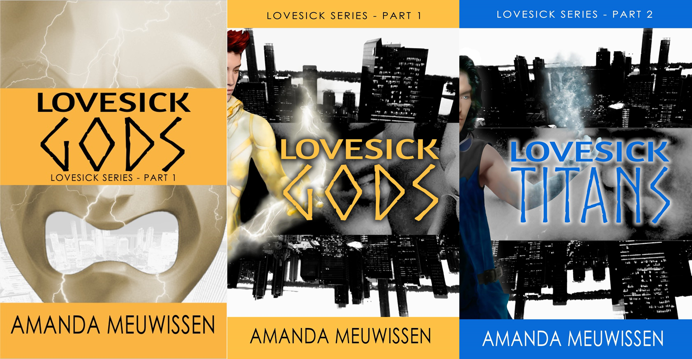 Lovesick Titans, MSP ComiCon, and First Edition Deal | Gay