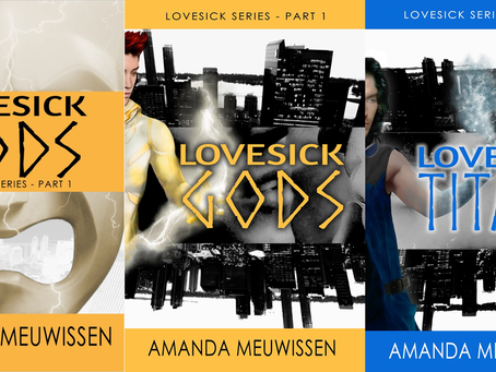 Lovesick Titans, MSP ComiCon, and First Edition Deal