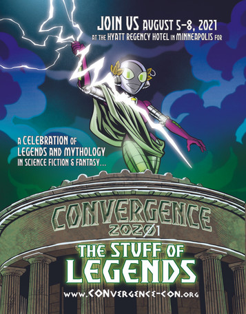 The Stuff of Legends – Book Signings & Convention Panels