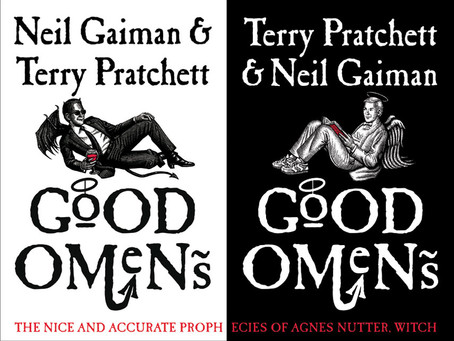The Book Was Better (but not always) – My Reaction to Good Omens Casting