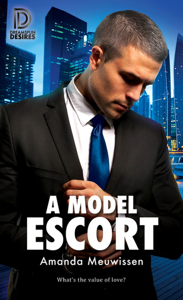 A Model Escort - Cover Reveal & Pre-order