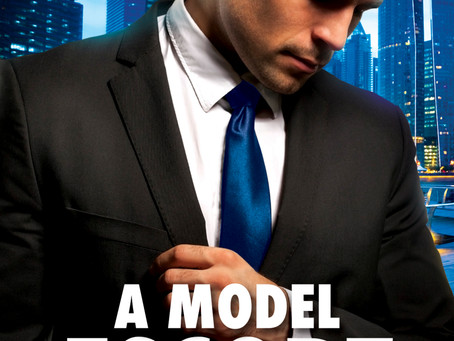 A Model Escort - Cover Reveal & Pre-order