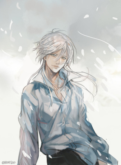 Shogo Makishima from Psycho-Pass 2