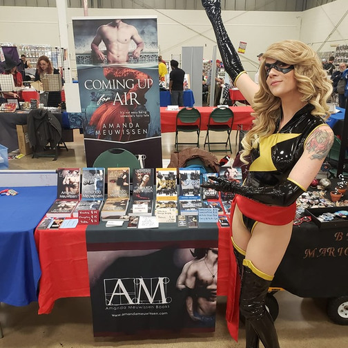 ms marvel from fall con 2