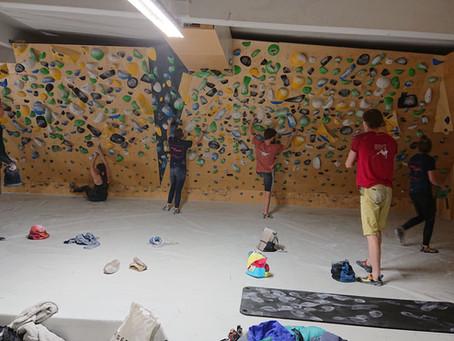 Kom smart i gang med din klatretræning!