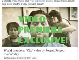 NEW MUSIC VIDEO!!!