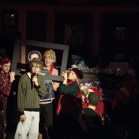 The 11th Annual Joe Iconis Christmas Extravaganza