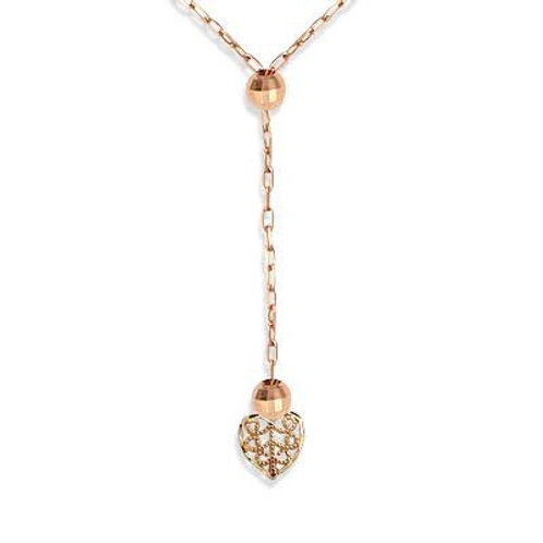 14 CT Rose Gold Necklace