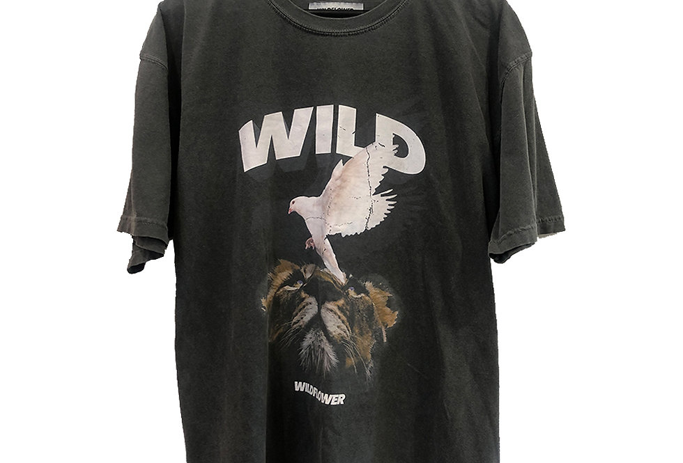 Wildflower Limited   Courage & Peace Tee