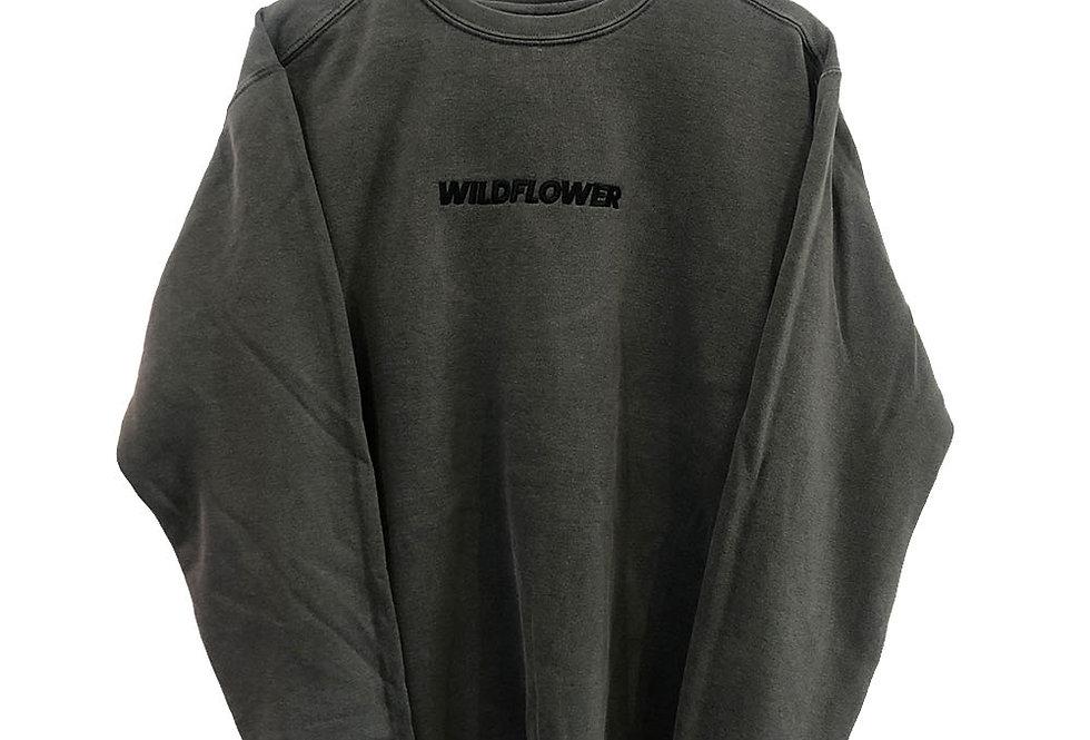Wildflower Basics Crew | Black