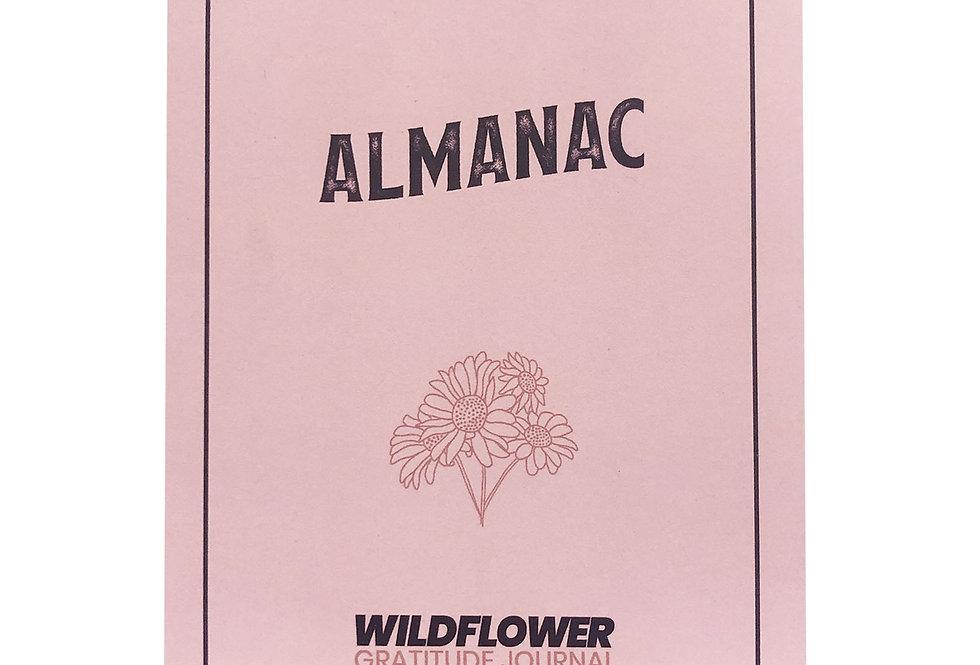 Gratitude Journal | Wildflower X Almanac