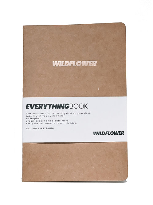 The EVERYTHING Paper Book - Raw