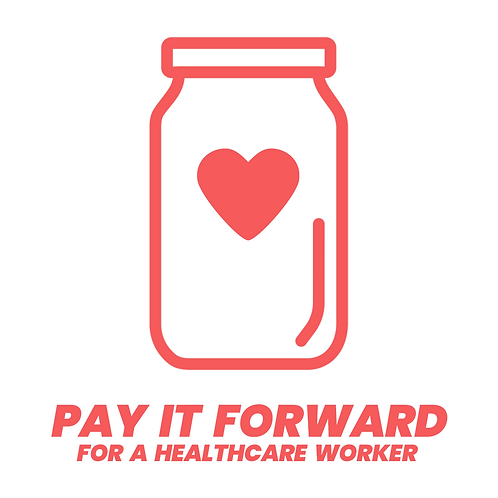 Buy A Healthcare Worker A Coffee