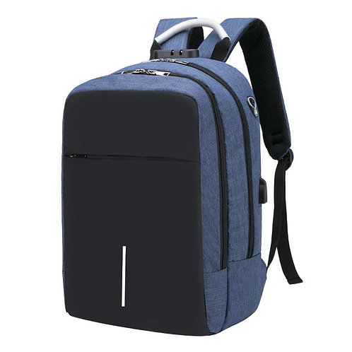 Anti Theft Laptop Usb Anti-theft Smart Man Backpack Male Antitheft Charging For