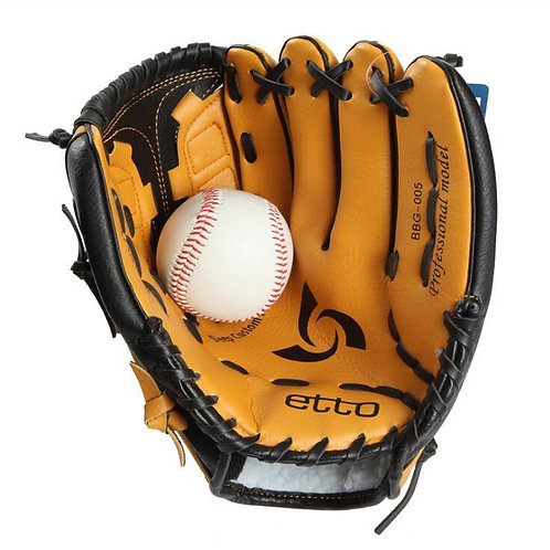 Etto Top Quality Male Professional Left Right Hand Baseball Glove