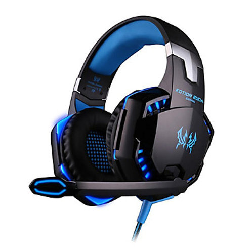 KOTION EACH G2200 Gaming Headset Blue
