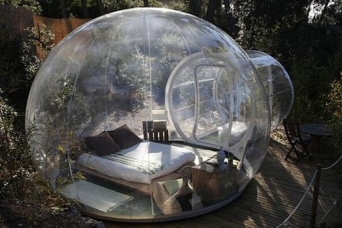 Outdoor Clear Camping Bubble Tent