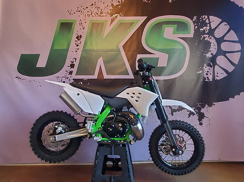 # 3 2020 JKS Racing MX-50 12/10 (ages 6-9) Upgraded Air Cooled Race Ready!